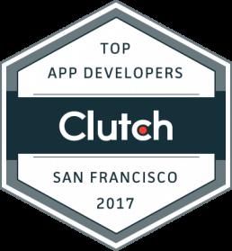 Clutch top app developer
