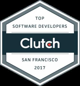 clutch top software develoepr